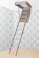 Чердачная лестница Bukwood ECO Mini 90х60, 90х70, 100х60, 100х70, фото 1