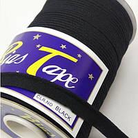 Кант полиэстер Черный 9 мм