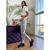 Штани спортивні жіночі джоггеры 8113 #, фото 2