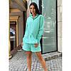 Костюм жіночий бавовняний сорочка з шортами, фото 5