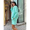 Костюм жіночий бавовняний сорочка з шортами, фото 6