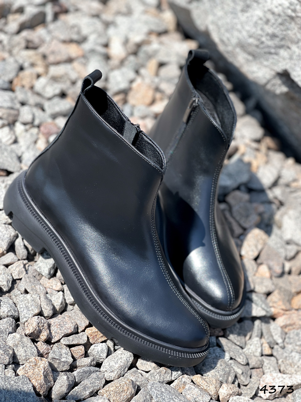 Ботинки женские Maribel черные 4373