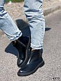 Ботинки женские Maribel черные 4373, фото 4