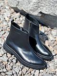 Ботинки женские Maribel черные 4373, фото 6