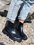 Ботинки женские Maribel черные 4373, фото 7