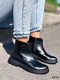 Ботинки женские Maribel черные 4373, фото 8