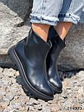 Ботинки женские Maribel черные 4373, фото 9