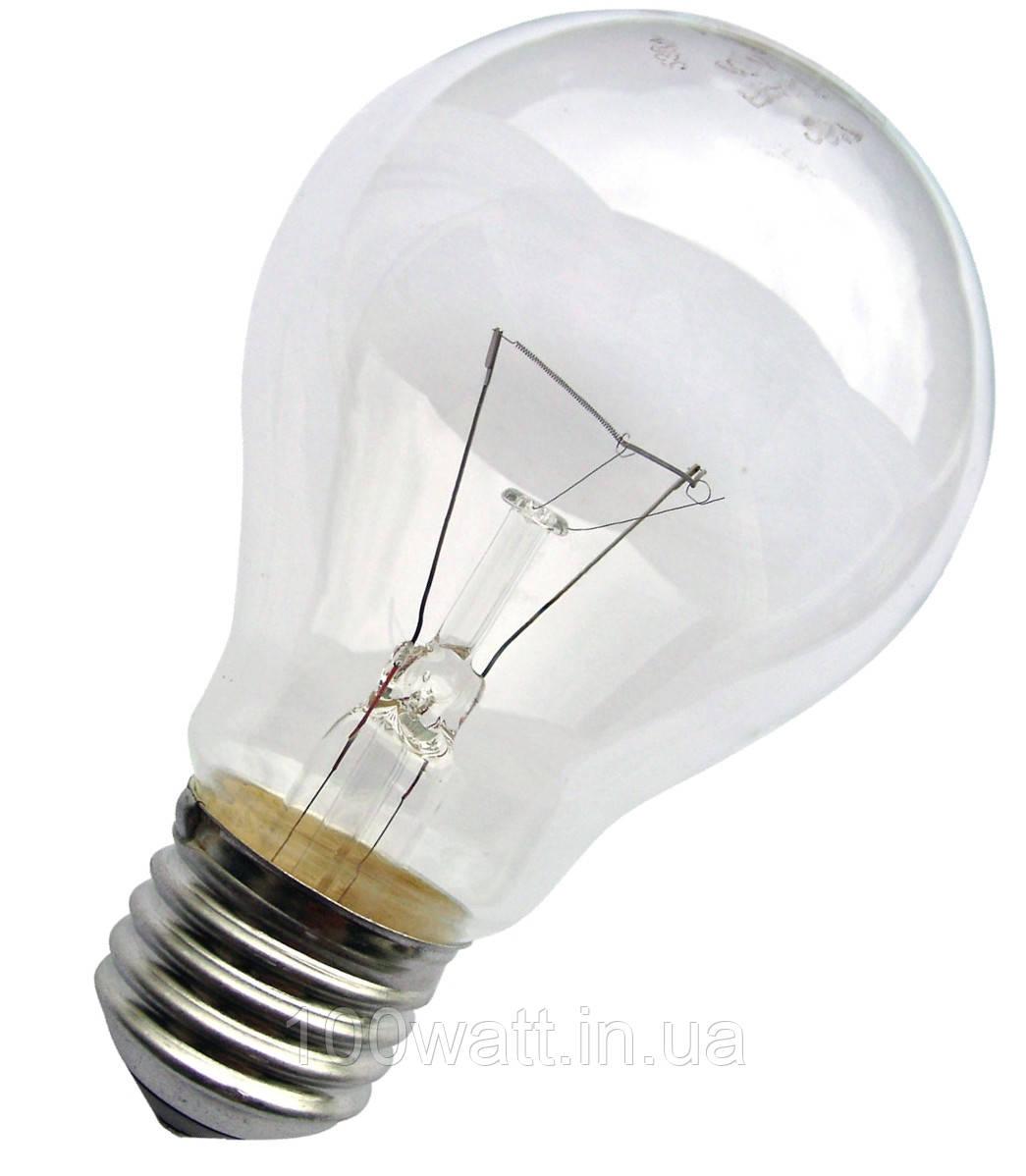 Лампа розжарювання МО 24-60 Вт Е27