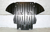 Защита картера двигателя и акпп Audi А6 (C5) 1997-2004  с установкой! Киев