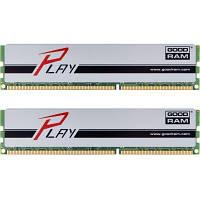 Модуль памяти DDR3 8GB (2x4GB) 1866 MHz PLAY Silver GOODRAM (GYS1866D364L9AS/8GDC)