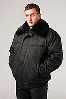 Куртка для охраны ОЗФ черная гретта
