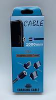 Кабель Магнитный USB 3IN1 M15 (V8 / Type-C / IP) (250шт)