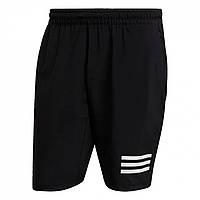 Шорты adidas Club Tennis 3-Stripes Black / White - Оригинал, фото 1