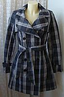 Плащ женский легкий стильный бренд New Look р.42 5033