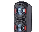 Акустическая аккумуляторная колонка 45 Вт Ailiang Lige-A49 (USB/FM/BT/LED) беспроводная Bluetooth акустика, фото 3