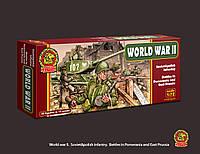 Советско-польская пехота второй мировой войны  1\72   UltimaRatio