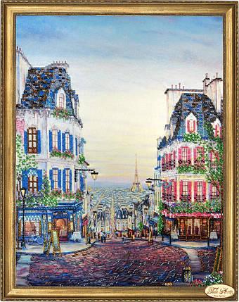 """Набор для вышивания бисером """"Париж"""", фото 2"""