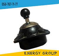 Крестовой переключатель КП-4-2 (с фиксацией и кнопкой)