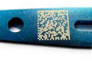 Лазерная маркировка штрих кодов