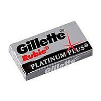 Лезвия Gillette платина 20 шт