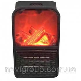 Електро обігрівач Flame Heater Plus з LCD дисплеєм і пультом