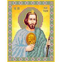Св. Юда-Тадей (Иуда) размер: 13*17  К-во цветов: 8