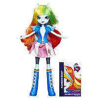 Кула  Рейнбоу Дэш девушка Эквестрии My Little Pony Equestria Girls Collection Rainbow Dash Doll