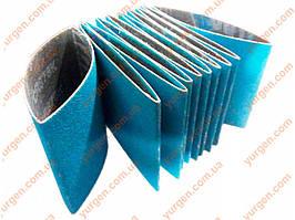 Насадка абразивна шліфувальна KROHN 64 (К120,10 стрічок в коробці).