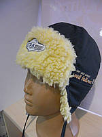 шапка-ушанка меховая