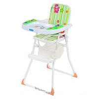 Детский музыкальный стульчик для кормления М 0405 BAMBI