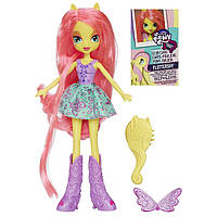 Кула моя маленькая пони Флаттершай Эквестрия My Little Pony Equestria Girls Fluttershy Doll