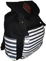Рюкзак cotton черный