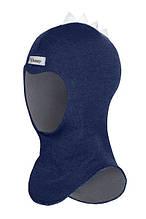 Шлем шапка Be easy  Джинс (H04-P1-15)