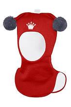 Шлем шапка Be easy  Жемчуг (H12-P1-01) Р2-50-53 см, Красный