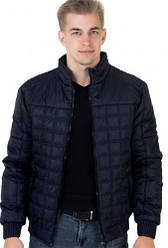 Модная куртка мужская осенняя под резинку размеры 48-56
