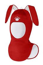 Шлем шапка Be easy  Жемчуг (H13D-P1-01) Р3-54-56 см, Красный