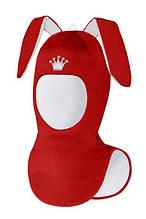 Шолом шапка Be easy Перли (H13D-P1-01) Р3-54-56 см, Червоний