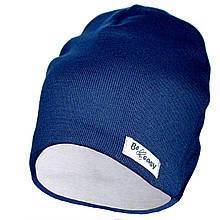 Шапка Be easy Синій (SH01-P2-808)