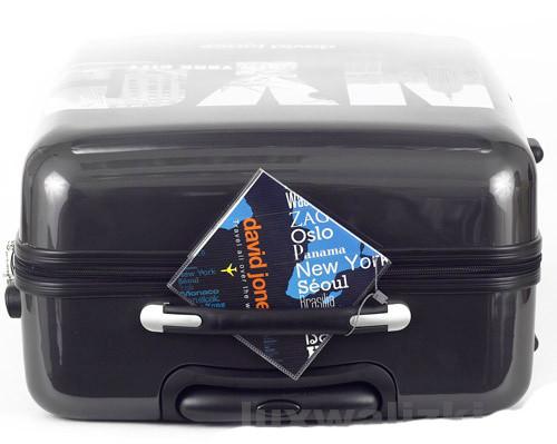 Чемодан сумка David Jones 8818