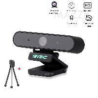 Веб-камера Full HD1080p (1920x1080) c мікрофоном вебкамера 2 MP з автофокусом для ПК комп'ютера ноутбука SV3C, фото 1