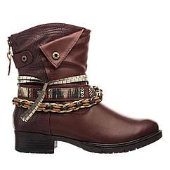 Жіночі черевики Jana 37 Burgundy 32721 ZZ, КОД: 1751237
