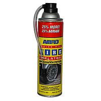 Вулканизатор шин +25% аэрозоль (425г) Abro QF-35