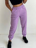 Модные трендовые женские штаны пояс и манжеты на резинке р-ры 42,44,46