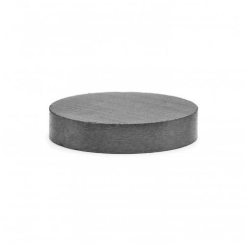 Ферритовый магнит D10 х h2 мм, диск (сила ~ 20 г)