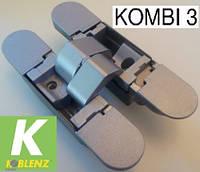 Петля скрытая  Kombi-3 K1000 (Krona Koblenz)