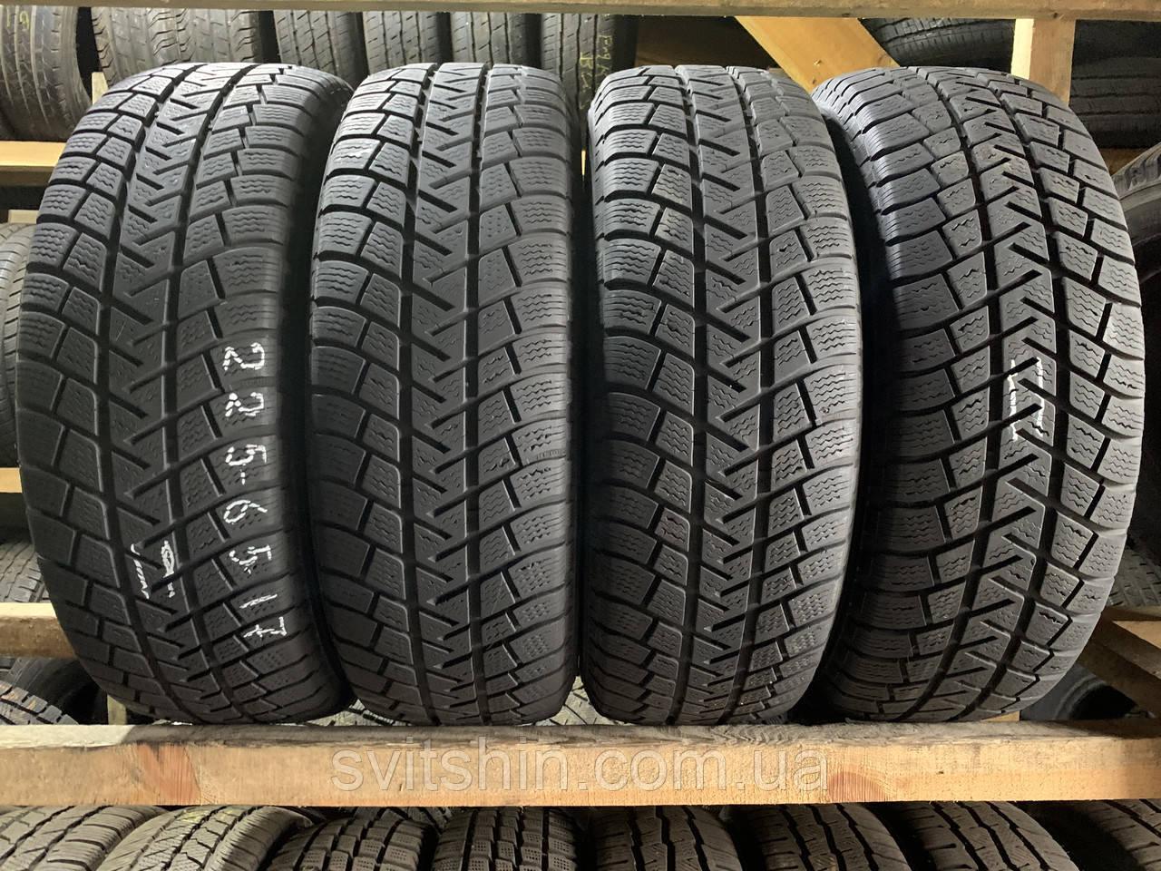 Зимові шини 225/65R17 MICHELIN Latitude Alpin 6.5+mm
