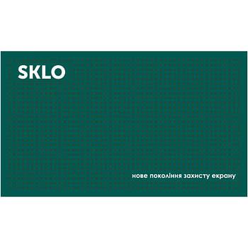 Антиковзаючий килимок SKLO для поклейки захисту екрану смартфонів