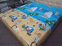 "Ткань для пошива постельного белья ранфорс Пираты / ""Чарівна Ніч"""