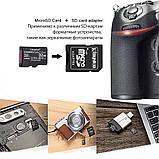Карта пам'яті 32 ГБ microSD Class 10 для техніки мікро СД без адаптера флеш картка, фото 9