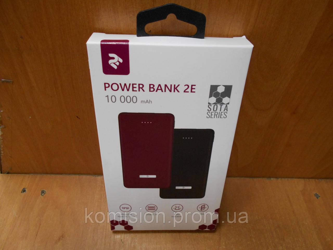 Батарея Powerbank 2E 10000 mAh